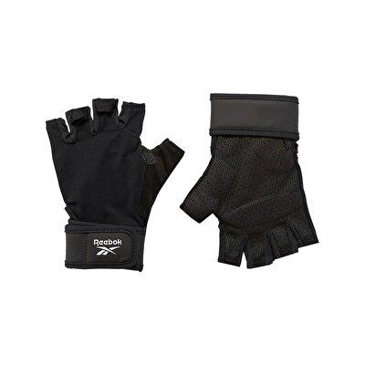 Reebok One Series Wrist Gloves Ağırlık Eldiveni Siyah