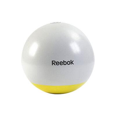 Reebok Pilates Topu 75 Cm Beyaz Sarı