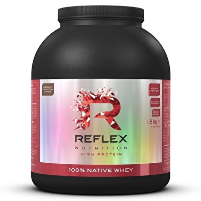 Reflex Native Whey Protein 1800 Gr