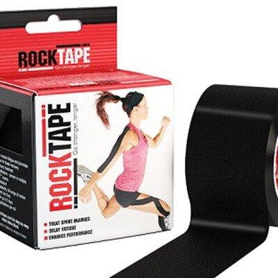 ROCKTAPE All Black 5 x 5