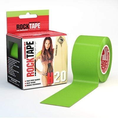 ROCKTAPE H2O 5 x 5 Yeşil