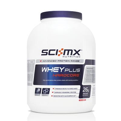 Sci-Mx Whey Plus Hardcore Protein 3600 Gr