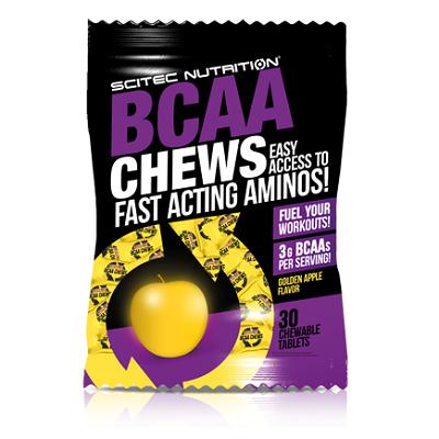 Scitec BCAA Chews Çiğnenebilir 30 Tablet