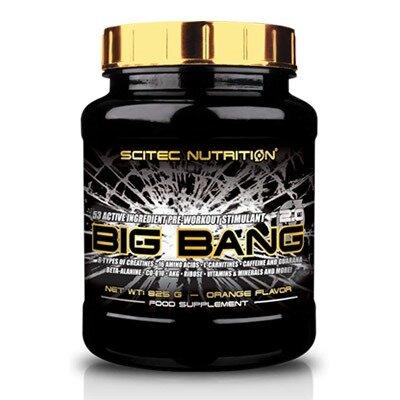 Scitec Big Bang 2.0 Pre-Workout 825 Gr