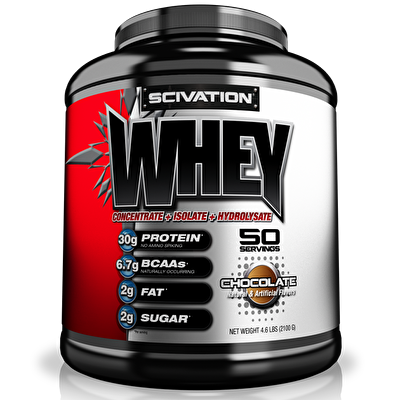 Scivation Whey Protein 2100 Gr