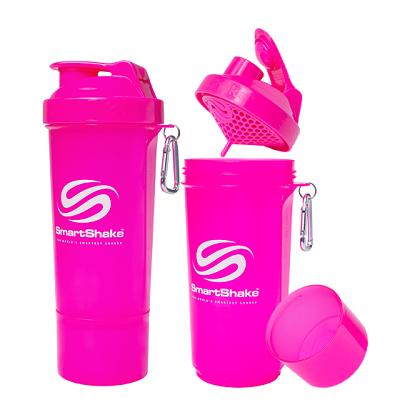 Smart Shake 500 ML Neon Pink