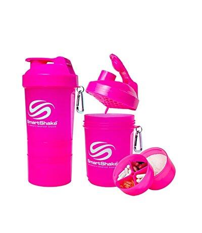 Smart Shake 600 ML Neon Pink