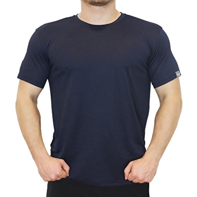 Supplementler.Com Antrenman T-Shirt Lacivert