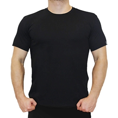 Supplementler.Com Antrenman T-Shirt Siyah