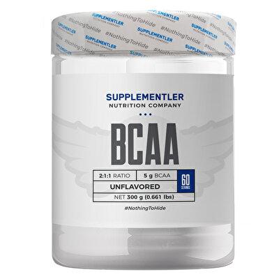 Supplementler.com BCAA 2:1:1 300 Gr Aromasız