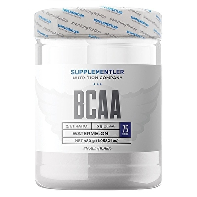Supplementler.com BCAA 2:1:1 480 Gr
