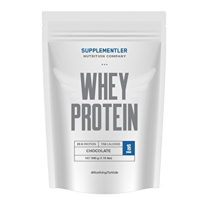 Supplementler.Com Whey Protein 500 Gr