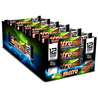 Ülker Metro Protein Bar 50 Gr 18 Adet