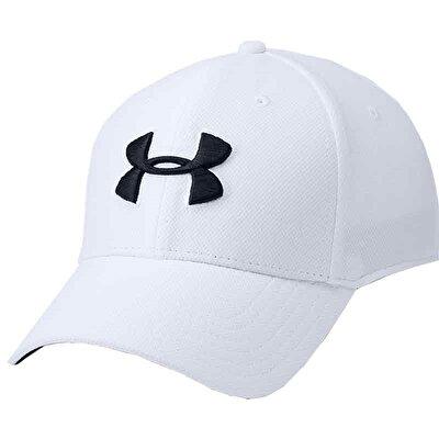 Under Armour Blitzing 3.0 Erkek Şapka Beyaz