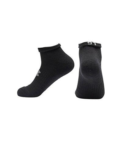 Under Armour Training Pamuklu Locut Çorap Siyah