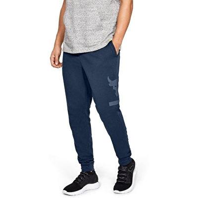 Under Armour x Project Rock Terry Jogger Eşofman Altı - Lacivert