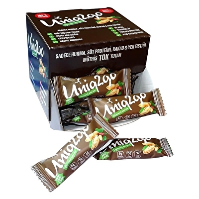 Uniq2go Choconut Mini Bar 25 Gr 24 Adet
