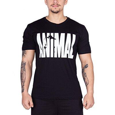 Universal Animal T-Shirt Siyah