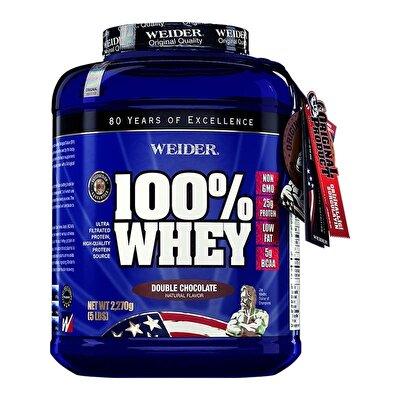 Weider 100% Whey 2270 Gr (USA)
