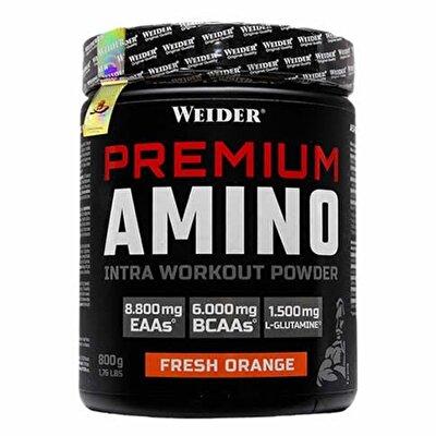 Weider Premium Amino Intra Workout Powder 800 Gr