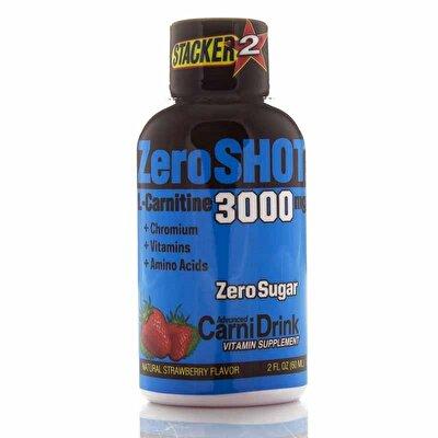 Zero Shot 60 mL 3000Mg L-Carnitine