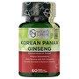 Nature's Supreme Korean Panax Ginseng 60 Kapsül